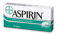 Почти все об аспирине