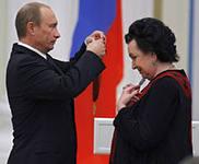 Память сердца. Галина Вишневская