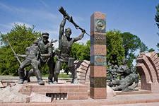 Слава Солдатам Великой Отечественной войны!