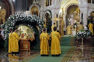 В 1991 году в России вновь стали праздновать Рождество Христово.